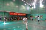 第九届骏伯杯羽毛球团体赛