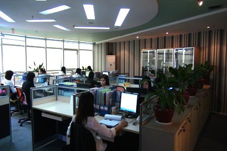 办公室一角1